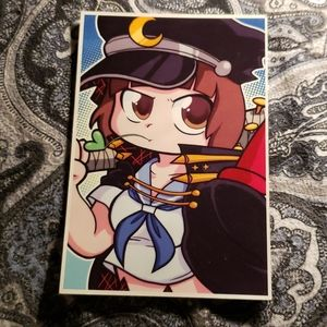 🆓️ w/purchase! Kill la Kill Mako Art Print